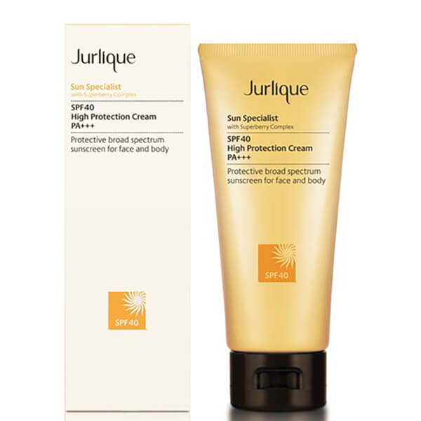 Jurlique Sun Specialist Spf40 High Protection Cream
