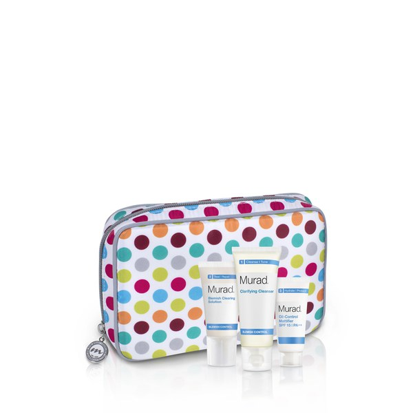 Murad Blemish Control Kit anti-imperfections (valeur de 55€)