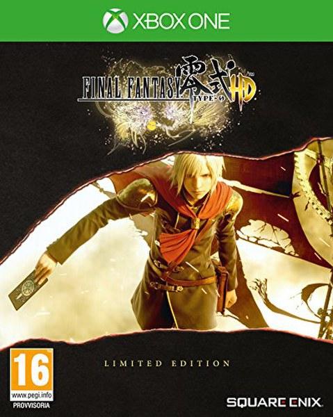 Final Fantasy Type-0 HD - Limited Edition Steelbook