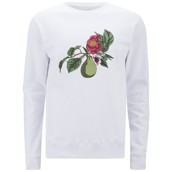 Soulland Men's Ramen Sweater - White