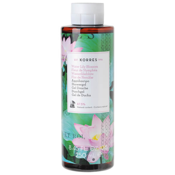 Korres Water Lily Shower Gel (250ml)