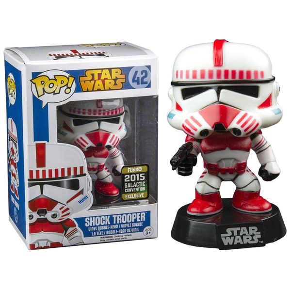 Star Wars Shock Trooper Convention Special Pop! Vinyl Figure
