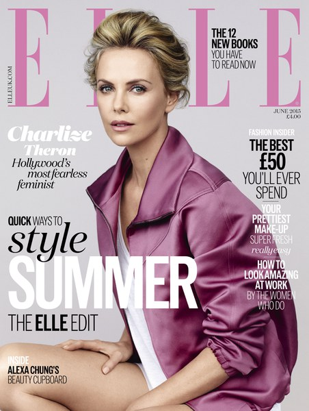 ELLE Magazine June 2015