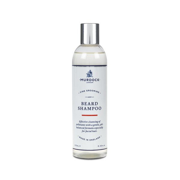 Murdock London shampooing pour barbe (250ml)