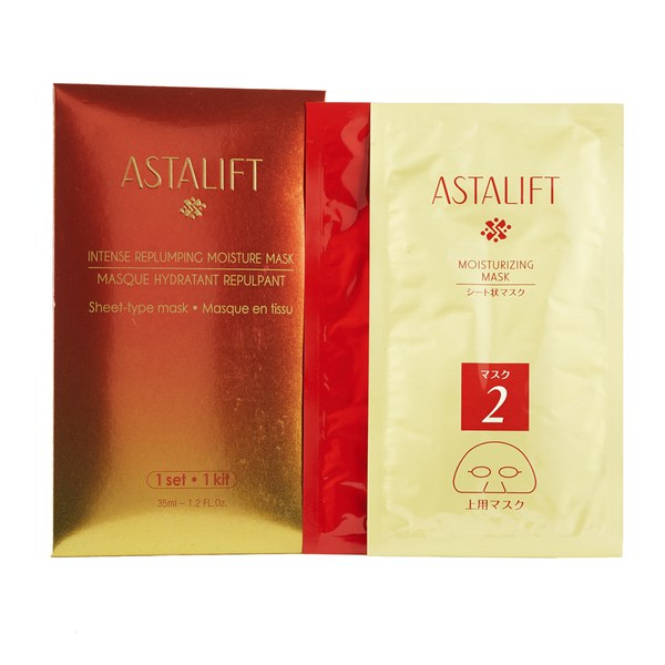 Masque hydratant repulpant Intense Sachet unique d'Astalift (35ml)