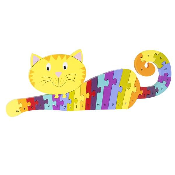 Orange Tree Toys Cat Puzzle