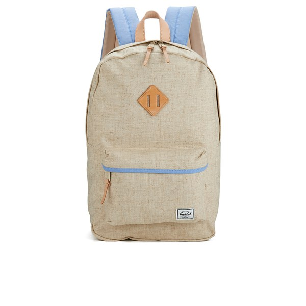 91f470b9daf9 Herschel Supply Co. Hemp Collection Heritage Backpack - Natural  Image 1