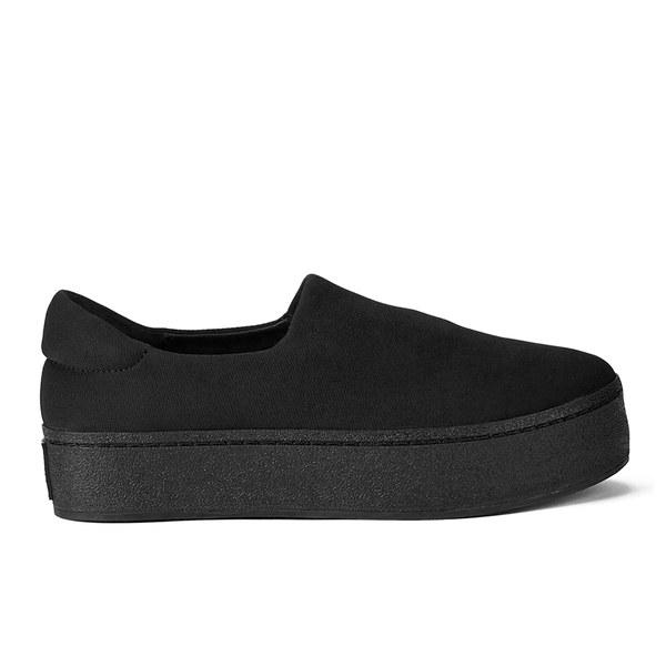 Opening Ceremony Women's Slip On Platform Sneakers - Black