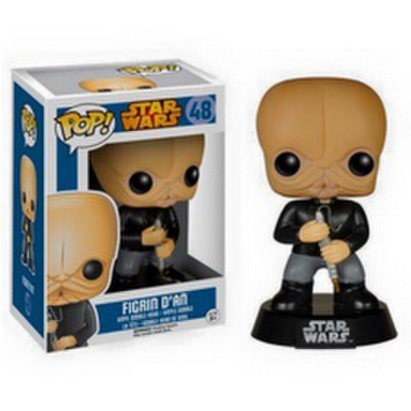 Star Wars Figrin D'an Exclusive Pop! Vinyl Figure