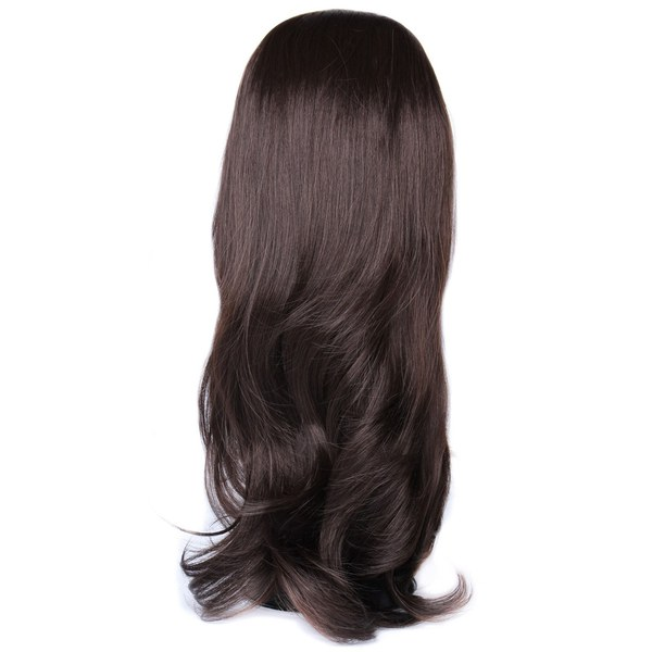 Beauty Works Double Volume Remy Hair-Extensions - 2 Rabenschwarz