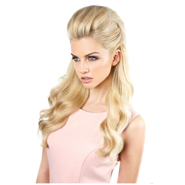 Beauty works volume boost hair extensions 61318 champagne beauty works volume boost hair extensions 61318 champagne blonde image 3 pmusecretfo Choice Image