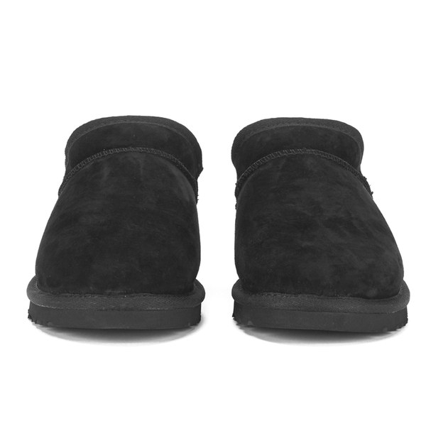 2b4abfdeb7c5 UGG Women s Classic Slippers - Black  Image 4