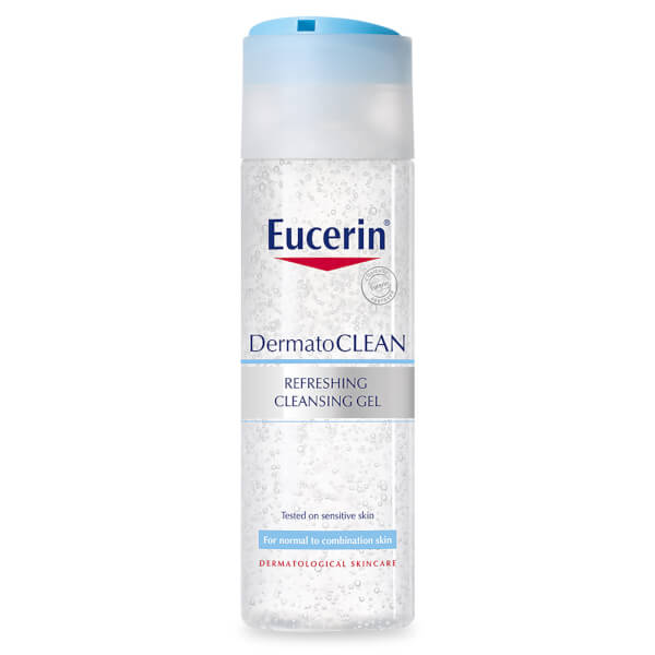 Eucerin® DermatoCLEAN Refreshing Cleansing Gel (200ml)