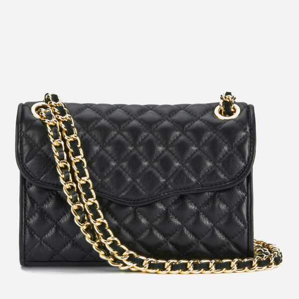 Rebecca Minkoff Women S Quilted Mini Affair Shoulder Bag