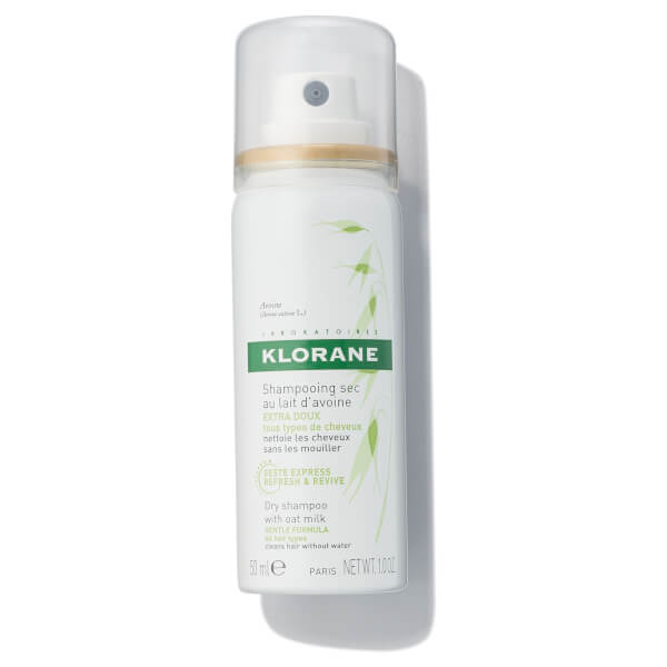 KLORANE Oatmilk Dry Shampoo Spray (50ml)