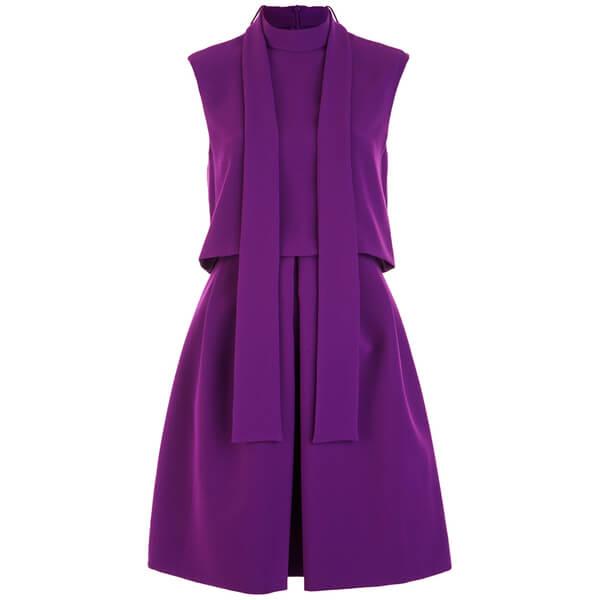 Sportmax Code Women's Edy Dress - Purple