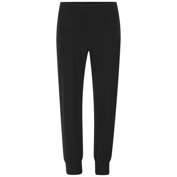 Norma Kamali Women's Go Jogging Pants - Black