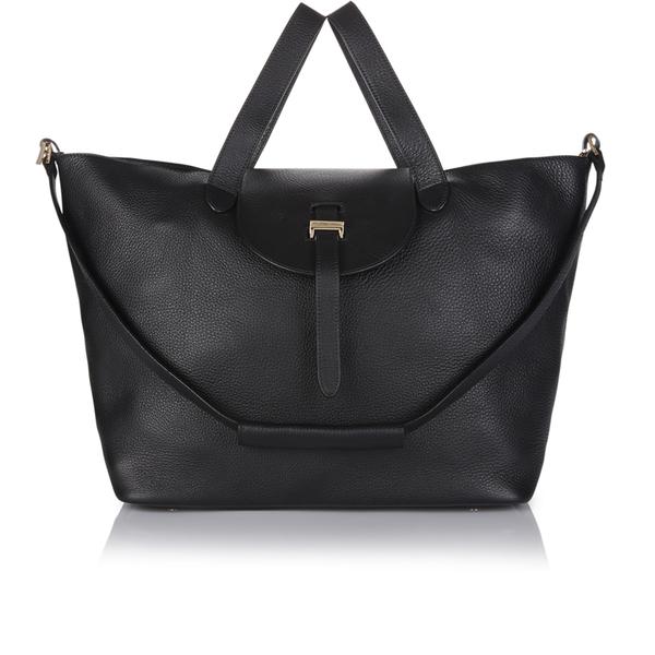 meli melo Thela Tote Bag - Black