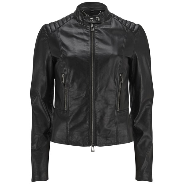Belstaff Women's Lowen Blouson Jacket - Black