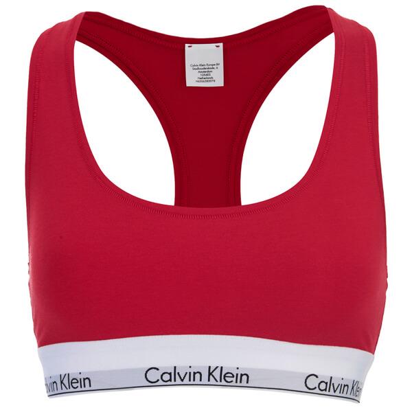 Calvin Klein Women's Modern Cotton Bralette - Defy