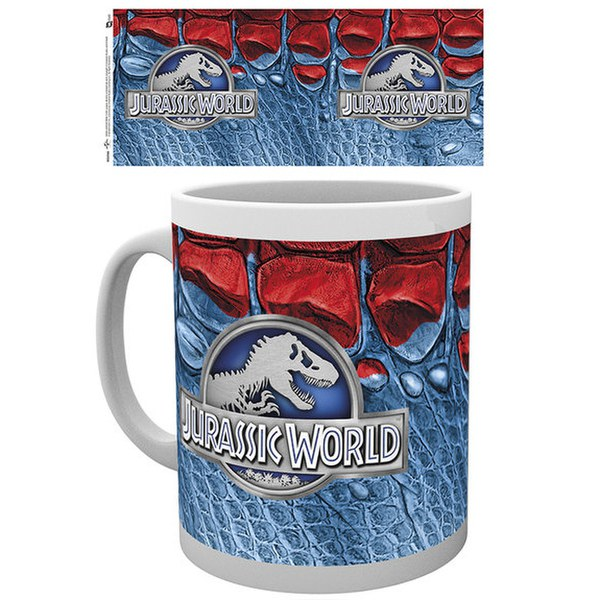 Jurassic World Logo - Mug