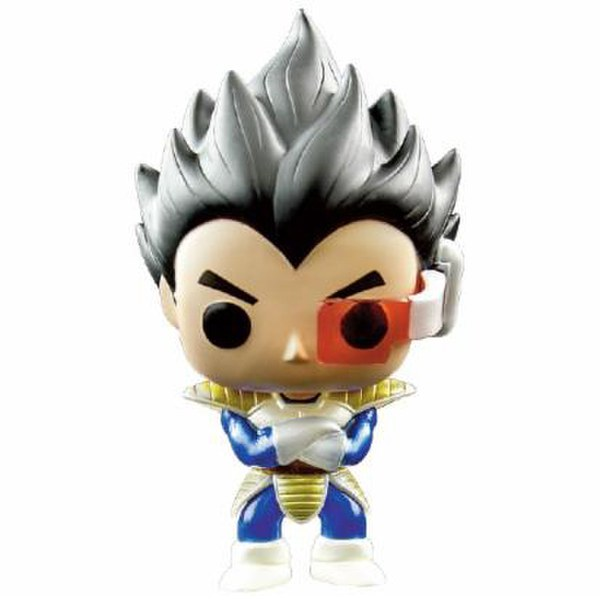 Dragonball Z Metallic Vegeta Exclusive Pop! Vinyl Figure