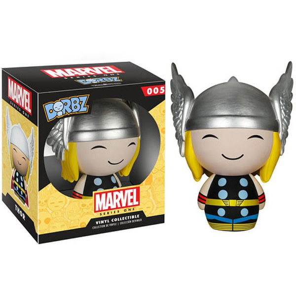 Marvel Thor Vinyl Sugar Dorbz Action Figure