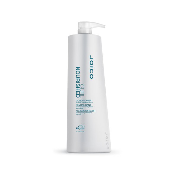 Joico Curl Nourished Conditioner to Repair and Nourish Curls (1000 ml)