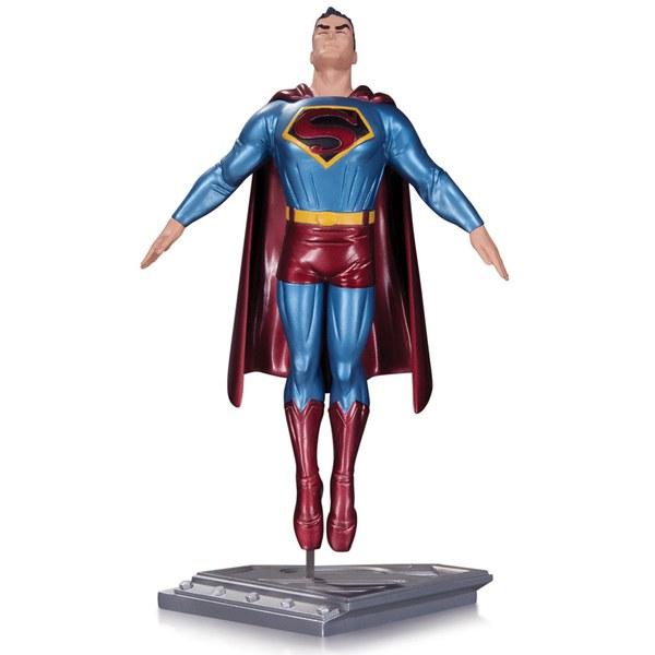 Statuette Superman L'Homme de Fer Darwyn Cooke