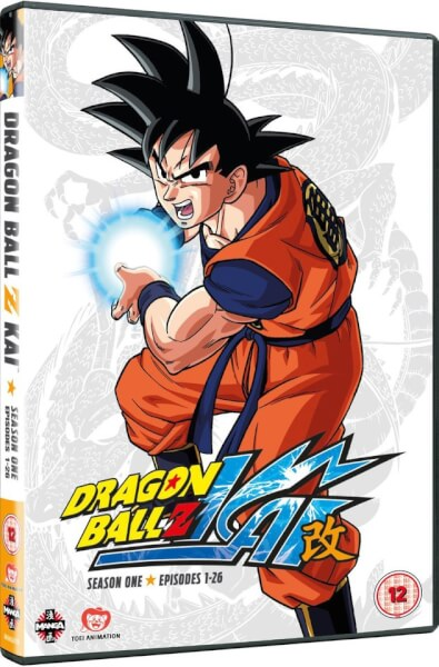 Dragon Ball Z KAI Season 1 (Episodes 1-26)