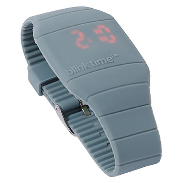 Grey Blink Time Watch