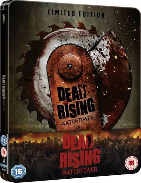 Dead Rising Watchtower Steelbook Exclusivité Zavvi (Limitée à 1000 Copies)