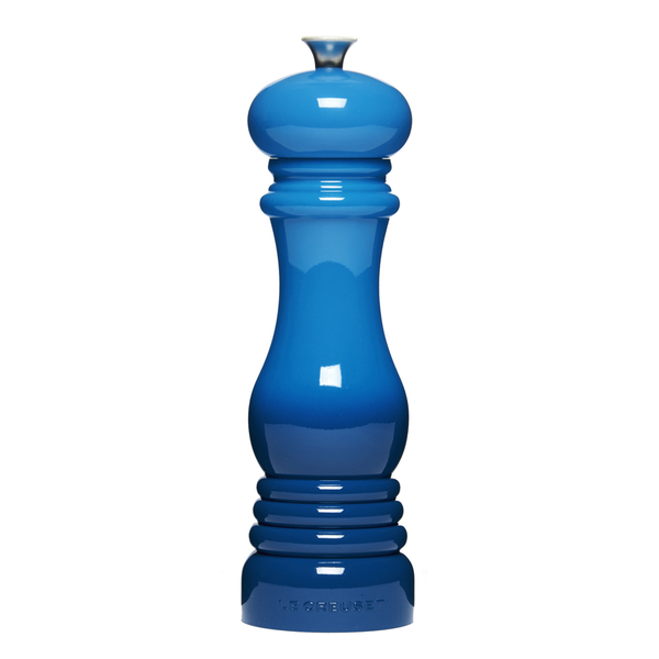 Le Creuset Ceramic Pepper Mill - Marseille Blue