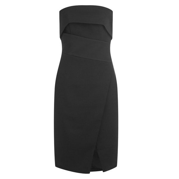 C/MEO COLLECTIVE Women's Crossing Borders Dress - Black