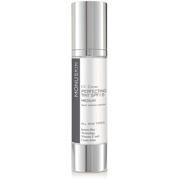MONU Perfecting Tint LSF15 Moisturiser - Medium (50ml)