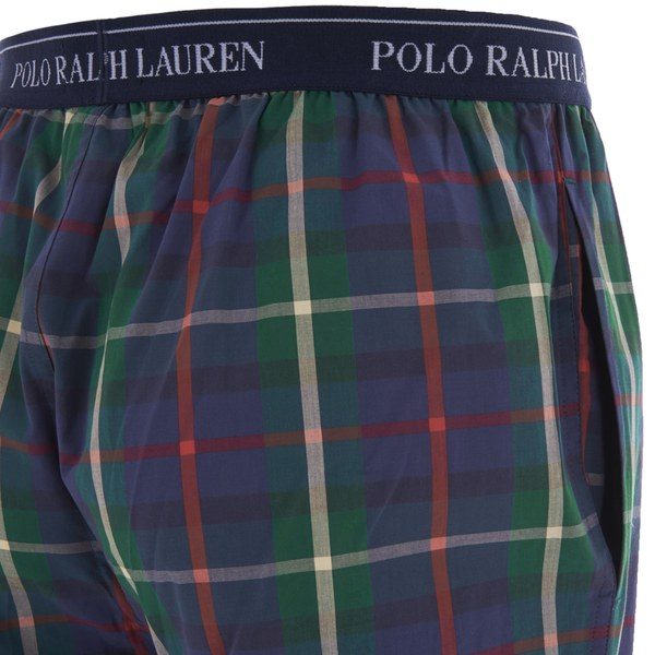 Polo Ralph Lauren Men S Long Pyjama Pants Watford Plaid