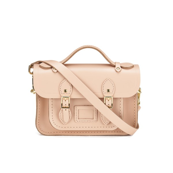 The Cambridge Satchel Company Women's Mini Satchel - Oyster