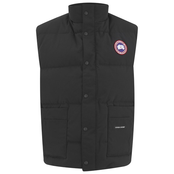 Canada Goose Men's Freestyle Vest - Black