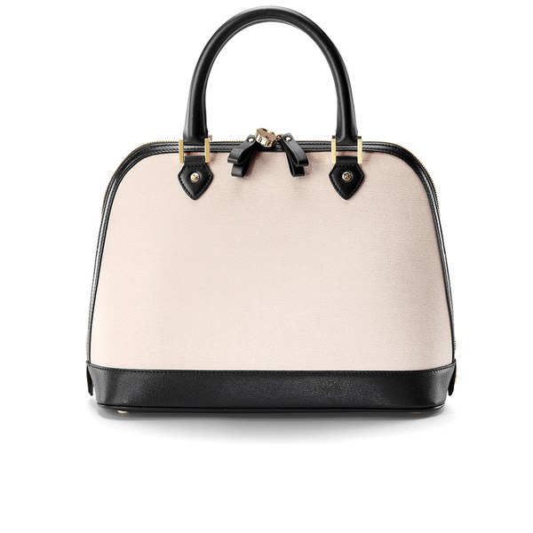 Aspinal of London Hepburn Bag - Monochrome