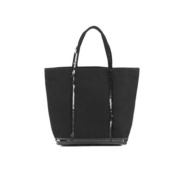 Vanessa Bruno Women's Cabas Mini Tote Bag - Black