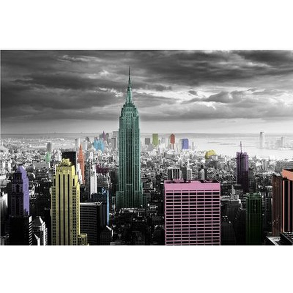 New York Colour Splash - 24 x 36 Inches Maxi Poster