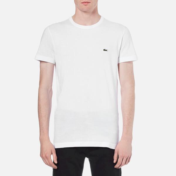 Lacoste Men's Crew Neck T-Shirt - White