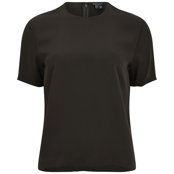 Theory Women's Arane Top - Armadillo