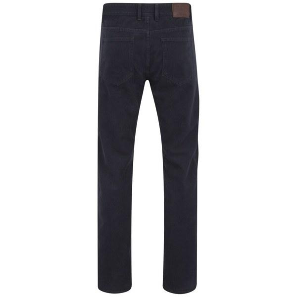 Sale Latest Slim Fit Twill Jeans - Black GANT Largest Supplier Cheap Price lA4Qpk