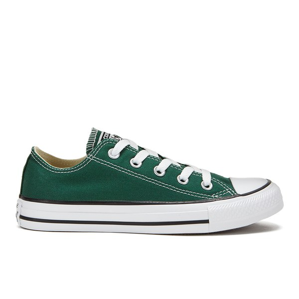 Converse Unisex Chuck Taylor All Star OX Trainers - Gloom Green