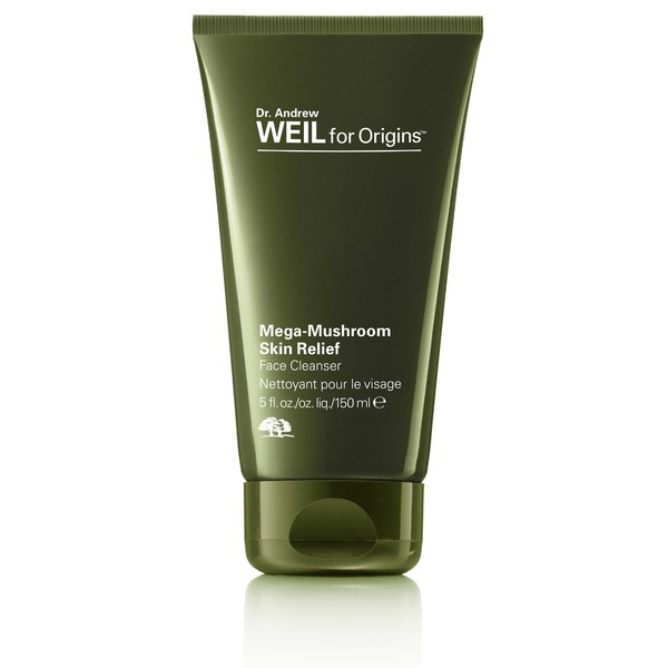 Origins Dr Andrew Weil Mega-Mushroom Skin Relief Advanced soin nettoyant facial (150ml)