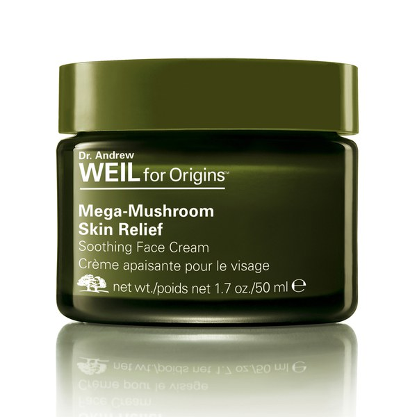 Crema hidratante facial Origins Mega-Mushroom Skin Relief (50ml)