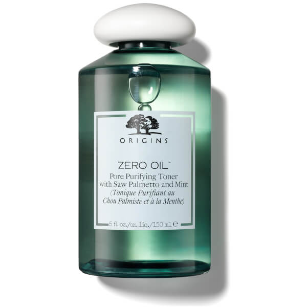 Origins Zero Oil Pore Purifying toner with Saw Palmetto & Mint 150ml