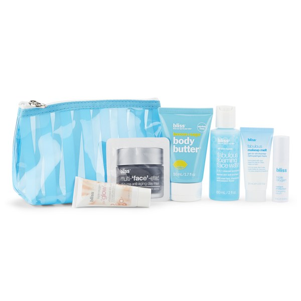 bliss Travel Essential Kit
