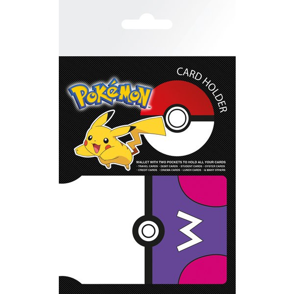 Pokémon Masterball - Card Holder